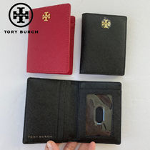 即発 TORY BURCH★EMERSON FOLDABLE CARD CASE 50712