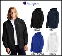 2020Cruise新作!! ☆ Champion☆ Full Zip Jacket, Script Logo