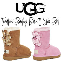 【UGG】TODDLERS BAILEY BOW II STAR BOOTキッズベイリーブーツ