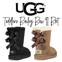 【UGG】TODDLERS BAILEY BOW II BOOT キッズベイリーボウブーツ