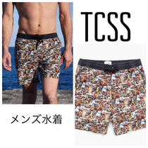 TCSS★ Schooner Couture Mens Beach Short <メンズ水着>