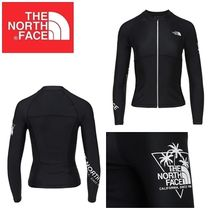 [THE NORTH FACE ]W'S SURF-MORE ZIP UP★ラッシュガード ★