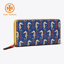 Tory Burch【国内発送・関税込】Perry Zip Continental Wallet