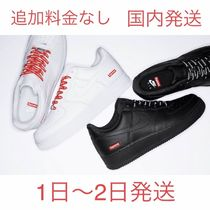 Supreme air force 1 low NIKE white black kith air jordan