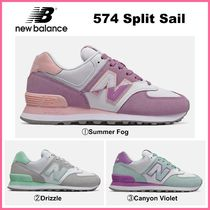 日本未入荷!! 人気!! ☆New Balance☆ 574 Split Sail