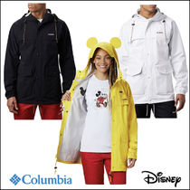 コラボ Disney × Columbia Unisex Ibex Jacket