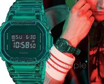 CASIO G-SHOCK 3カラー DW-5600SB-2, DW-5600SB-3, DW-5600SB-4