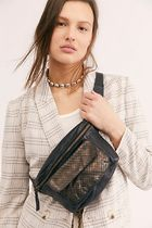 【FreePeople】Corrinne Snake Belt Bag