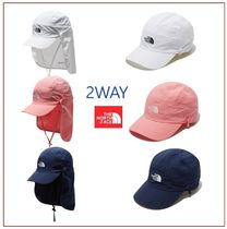 [THE NORTH FACE] K'S SPX SUNSHEILD CAP ★ 2WAY ★