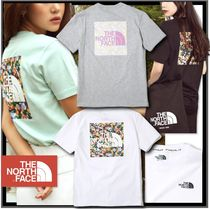 ☆新作 送料・関税込☆THE NORTH FACE★FLORAS S/S R/TEE★