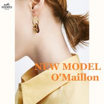 NEW【HERMES】O'Maillon ピアス全5色
