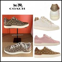 ★COACH★Clip Low Top Sneaker★スニーカー