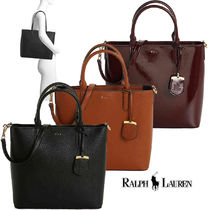 特別価格! Ralph Lauren  ANDOVER MINI TOTE 2WAY