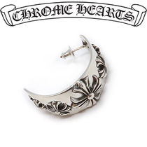 Chrome Hearts クロムハーツ CH Big Wide Hoop Earringg ピアス