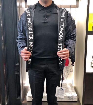 MONCLER ジャケットその他 MONCLER★2020SS最新作 ナイロンブルゾンSIAGNE★関税込み