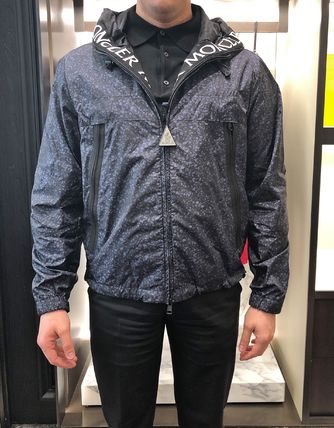 MONCLER ジャケットその他 MONCLER★2020SS最新作 ナイロンブルゾンSIAGNE★関税込み(2)