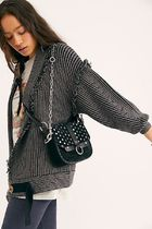【FreePeople】Zadig & Voltaire x Kate Moss Studded Crossbody