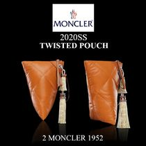 20SS★新作★2 MONCLER 1952★ TWISTED POUCH ポーチ