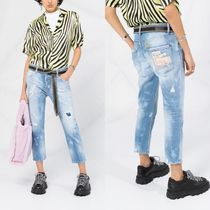 2020SS DSQUARED2  Cool Girl Cropped Jeans