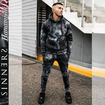 SINNERS ATTIRE*CARGO UTILITY HOODIE/ジョガー*セットアップ