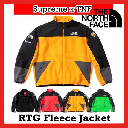 Supreme アウターその他 [Supreme X TNF] The North Face RTG Fleece Jacket WEEK 3 SS20