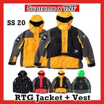 [Supreme X TNF] The North Face RTG Jacket Vest WEEK 3 SS 20