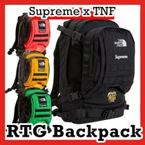 [Supreme x TNF] THE NORTH FACE RTG Backpack SS 20 WEEK 3