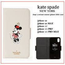 【国内発送】ksny x minnie mouse iphone folio caseセール