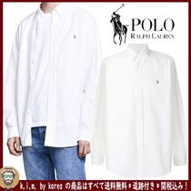 追跡★関税★送料込/POLO RALPH LAUREN/OXFORD SHIRT
