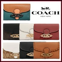 COACH☆Jade Medium Envelope Wallet 折りたたみ財布☆税・送込