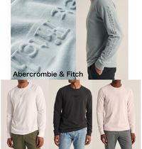 Abercrombie & Fitch(アバクロ) Tシャツ・カットソー Abercrombie & Fitch ★Embossed ロングTシャツ★