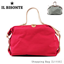 IL BISONTE イルビゾンテ Tote Bag ユニセックス トート バッグ