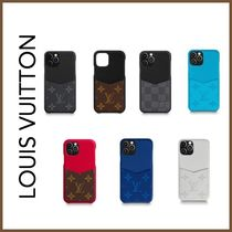 ★louis vuitton☆IPHONE 11PRO  BUMPER 携帯カバー 2色
