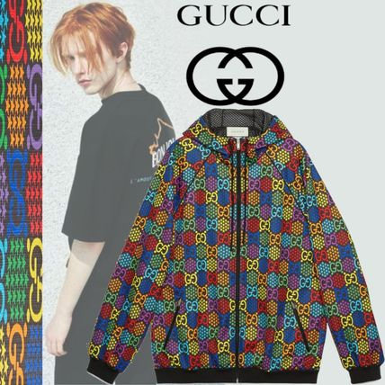 GUCCI ジャケットその他 Psychedelic collection【GUCCI】20SS!ハイファッション☆Jacket