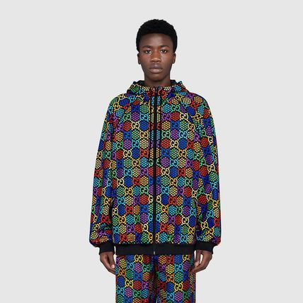 GUCCI ジャケットその他 Psychedelic collection【GUCCI】20SS!ハイファッション☆Jacket(3)