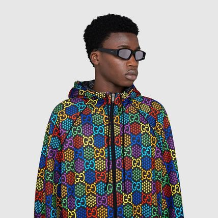 GUCCI ジャケットその他 Psychedelic collection【GUCCI】20SS!ハイファッション☆Jacket(5)