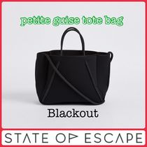 【State of Escape】Petite/blackout/2wayショルダー/追跡込