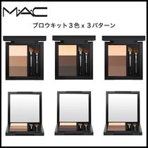 ☆MAC☆ GREAT BROWS アイブロウ キット 3色 3パターン
