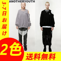 【ANOTHERYOUTH】◆ニット◆3-7日お届け/関税・送料込
