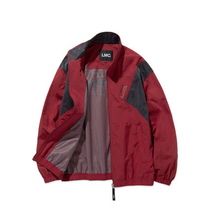 LMC ジャケットその他 [ LMC ] LMC MMWB TRACK SUIT JACKET (Red)(3)