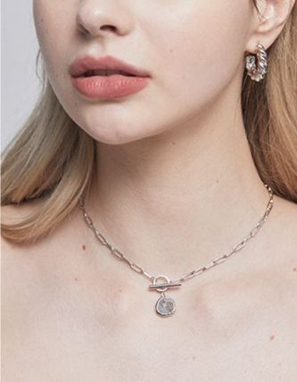 Hei ネックレス・ペンダント 日本未入荷Heiのlabrador choker necklace 全2色(6)