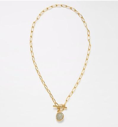Hei ネックレス・ペンダント 日本未入荷Heiのlabrador choker necklace 全2色(7)