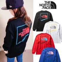 国内発【THE NORTH FACE】L/S EXTREME TEE☆MEN'S