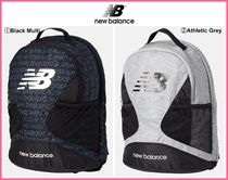 ユニセックス!! ☆New Balance☆ Players Backpack AOP