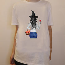 JAPAN LIMITEDモデル★NO COMMENT PARIS★ witch apple