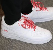 シュプリーム×ナイキ SUPREME×NIKE AIR FORCE 1 LOW WHITE