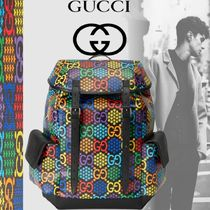 Psychedelic collection【GUCCI】20SS!センスが光るリュック☆GG