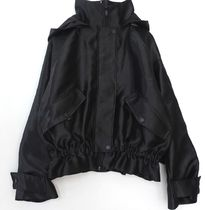 """WEEKDAY"" Sawyer Jacket Black"