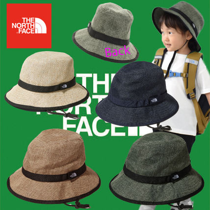THE NORTH FACE 子供用帽子・手袋・ファッション小物 【THE NORTH FACE】☆国内発☆大人気☆ハイクハット(キッズ)