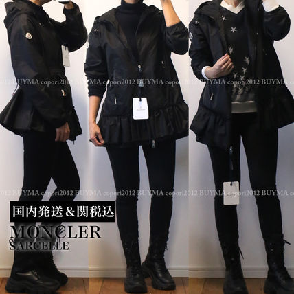 MONCLER アウターその他 【国内発送 & 関税込】今期新作!! MONCLER SARCELLE
